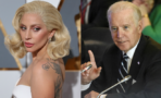 Lady Gaga y Joe Biden unen