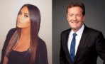 Piers Morgan arremente contra Kim Kardashian