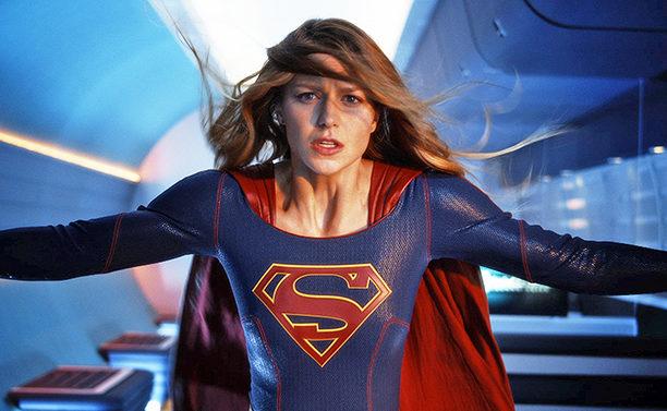 Supergirl, entre las series que no