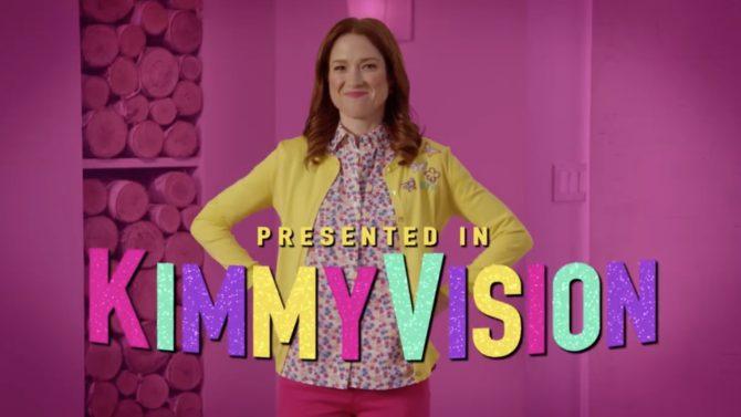 Segunda temporada de 'Unbreakable Kimmy Schmidt'