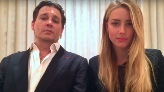 Amber Heard, Johnny Depp Release Apology