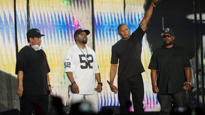 Ice Cube se reune con los