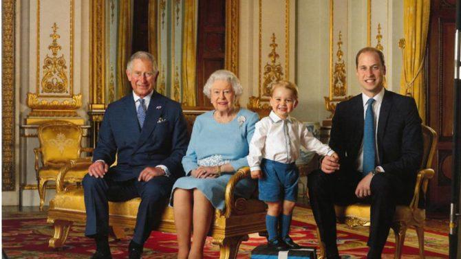 El príncipe George protagoniza foto de
