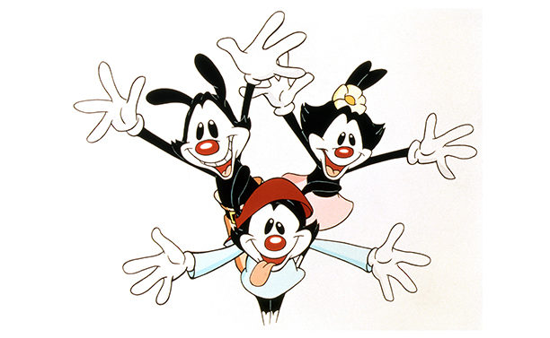 The 'Animaniacs' Are Back and Going