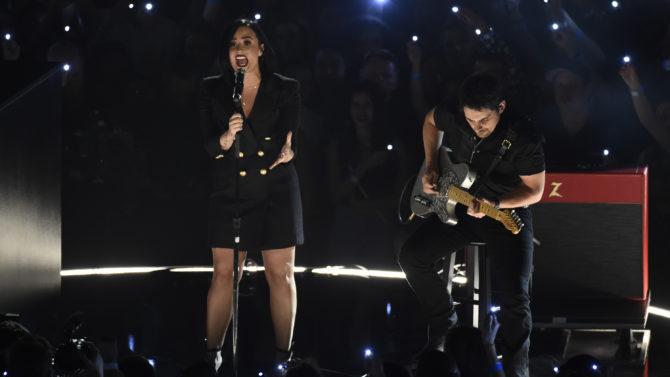 iHeartRadio Music Awards 2016: Demi Lovato