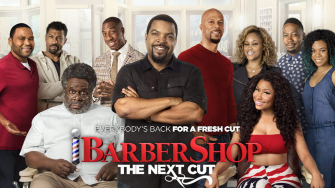'Barbershop: The Next Cut' lanza un