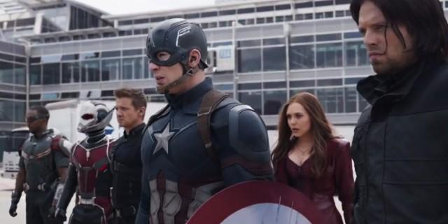 New 'Captain America: Civil War' Featurette