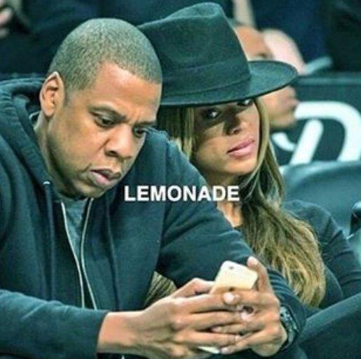Memes de 'Lemonade'