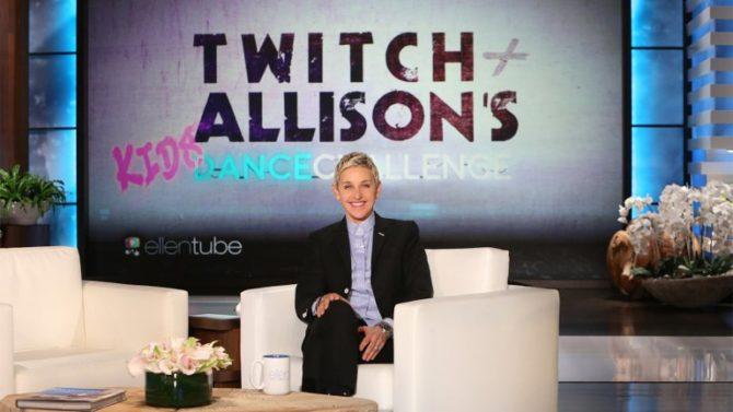 Ellen DeGeneres Launches Dance-Centric Web Series
