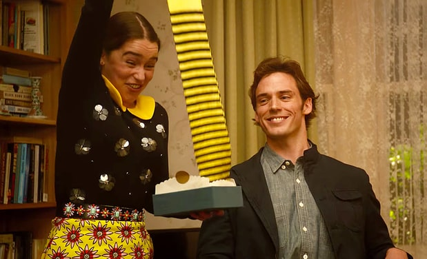 New 'Me Before You' Trailer Starring