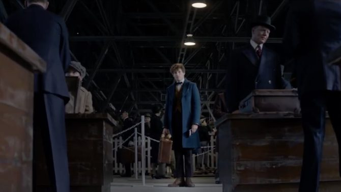 Tráiler Fantastic Beasts and Where to