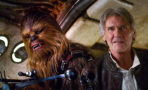 Chewbacca and Han Solo in a
