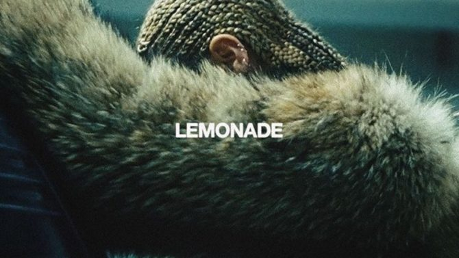 """Nuevo disco de Beyoncé, """"Lemonade"""""""