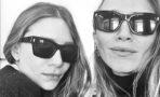 Selfie de Mary Kate y Ashley