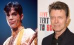 Prince y David Bowie: ¿existe en