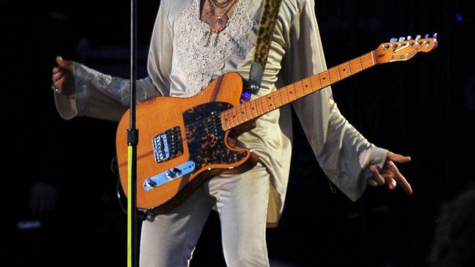 Prince sobredosis días previos a su