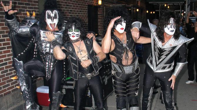 Kiss anuncia gira de conciertos por