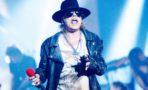 Axl Rose, vocalista de Guns N'