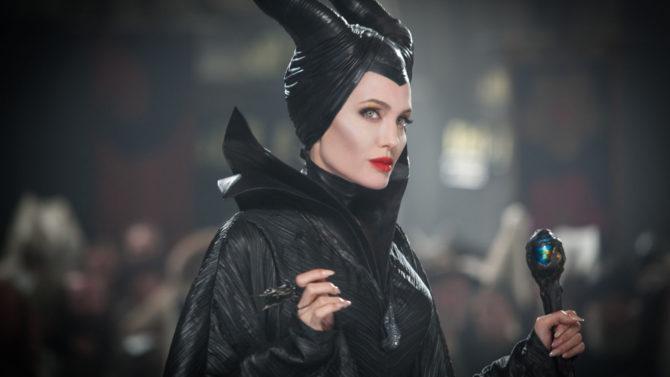Angelina Jolie protagonizará secuela de 'Maleficent'