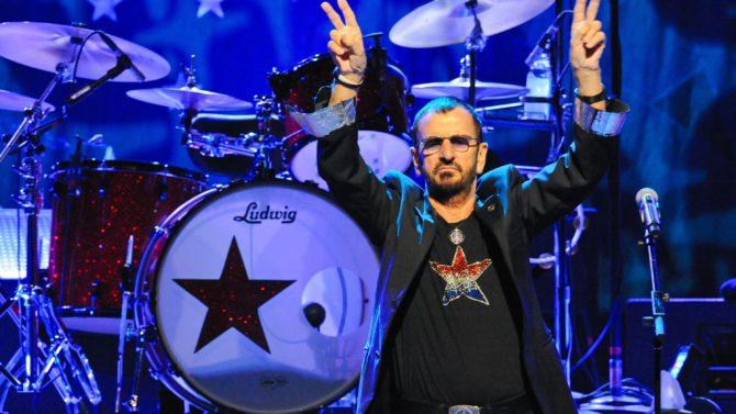 Ringo Starr Ringo Starr and his