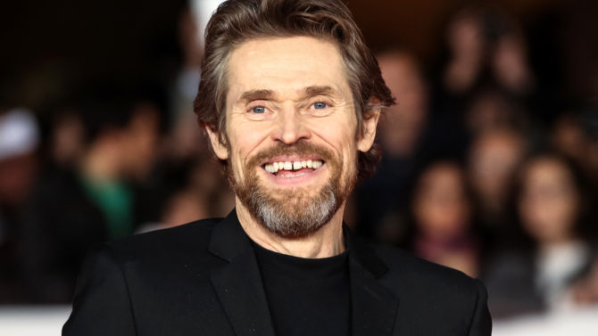 Willem Dafoe 'A Most Wanted Man'