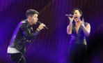 Demi Lovato y Nick Jonas cantarán