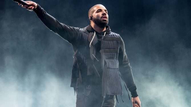 Drake New Look Wireless Festival at
