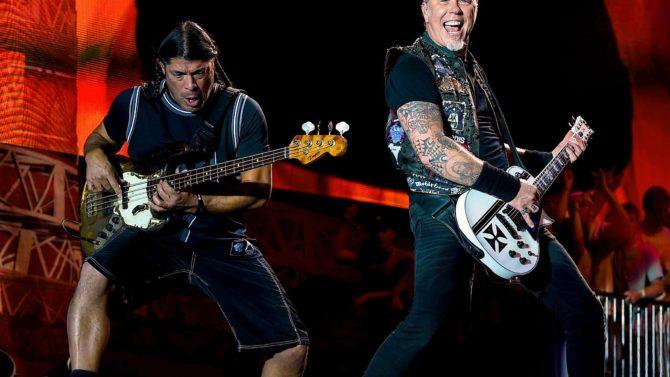 Manager de Metallica y de Red