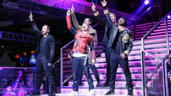 Backstreet Boys Confirm Las Vegas Residency