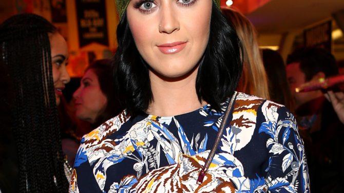 Katy Perry cada vez más cerca