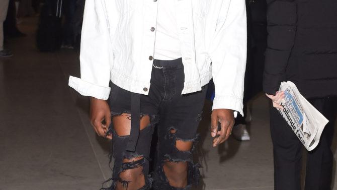 El nuevo disco de Kanye West,