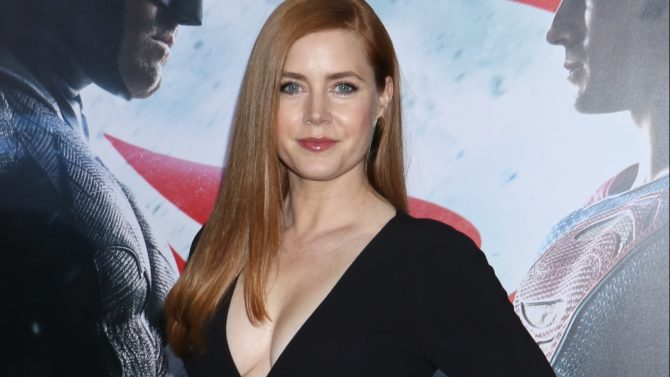 Amy Adams protagonizará 'Sharp Objects', nueva