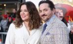 Melissa McCarthy y su esposo, Ben