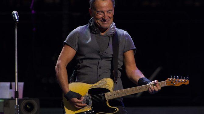 Bruce Springsteen realiza un cover de