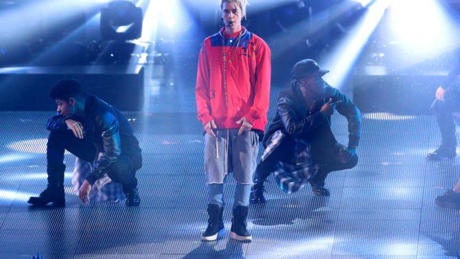 iHeartRadio Music Awards 2016: Justin Bieber