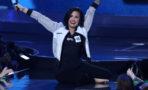 Demi Lovato se cae en el