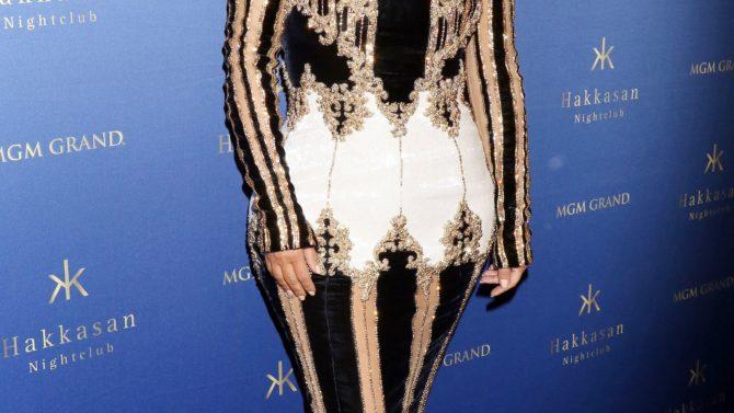 Kim Kardashian revela el lugar más