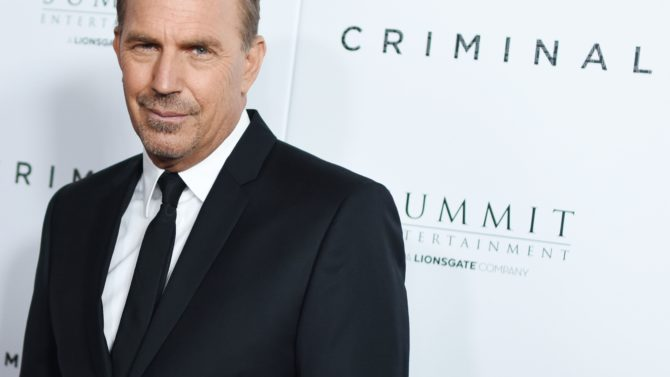 Kevin Costner Says He's Making a
