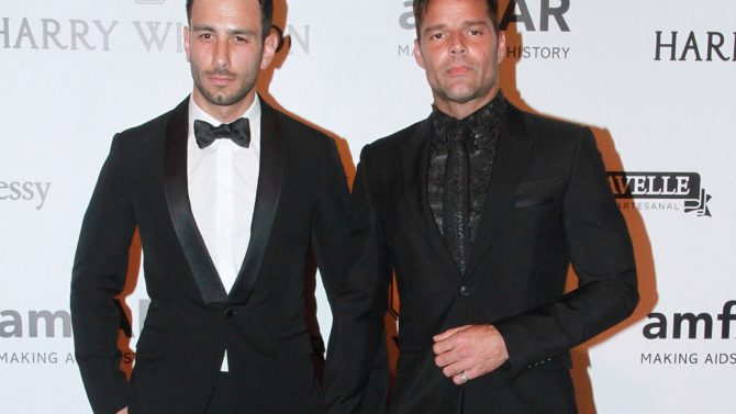 Ricky Martin confirma relación con el