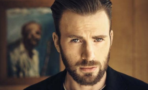 El actor Chris Evans coquetea con