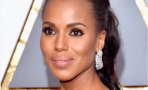 Kerry Washington habla sobre su portada
