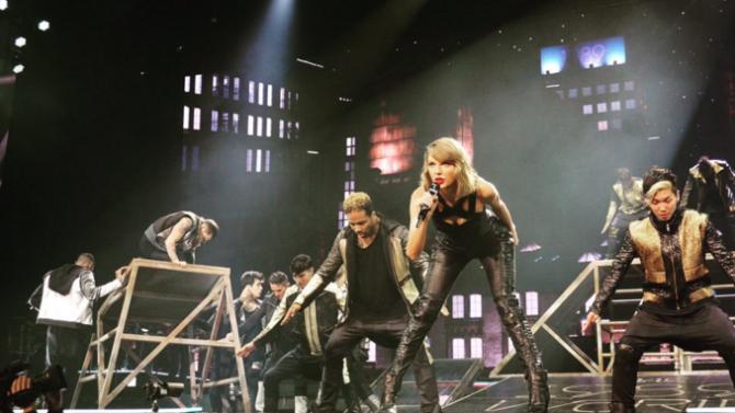 Taylor Swift estrena el video del