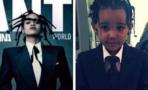 Rihanna conoce a su doble, una