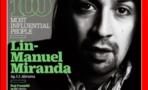 La revista 'Time' elige a Lin-Manuel
