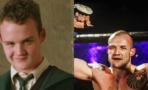 Joshua Herdman, de 'Harry Potter', ahora