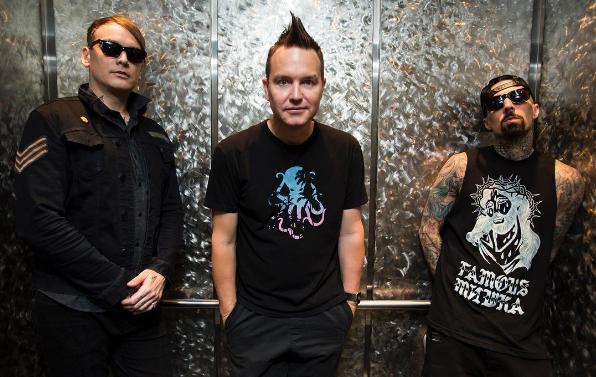 Blink-182 estrena nueva canción 'Bored to