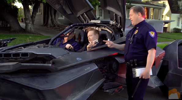 Watch Conan and Andy Drive Around