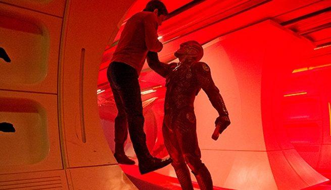 Idris Elba Reveals 'Star Trek Beyond'