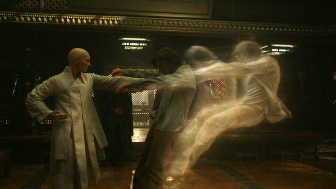 Tilda Swinton Responds to 'Doctor Strange'