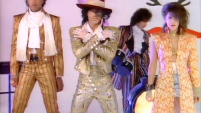 banda original de Prince, The Revolution